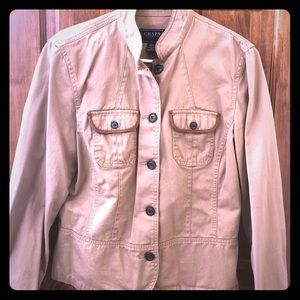 Chaps Casual Jacket Size Large